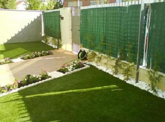 C sped artificial jardiner a y paisajismo mois s j le n - Cesped artificial jardineria ...