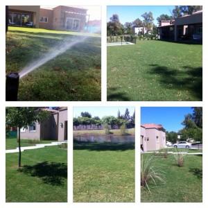 Colocar sistema de riego de jardín en Córdoba