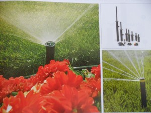 Instalar sistema de riego de jardines en Córdoba